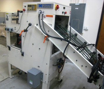 Rima RS-10 Bindery Stacker