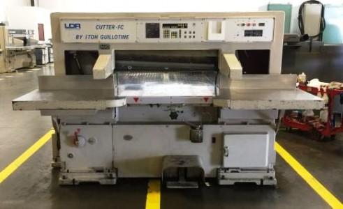 Itotec 100 FC Paper Cutter