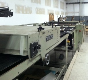 Tunkers Mounter/Laminator