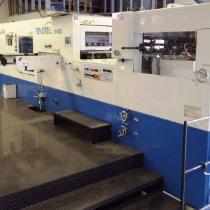 Young Shin 1040S Die Cutter