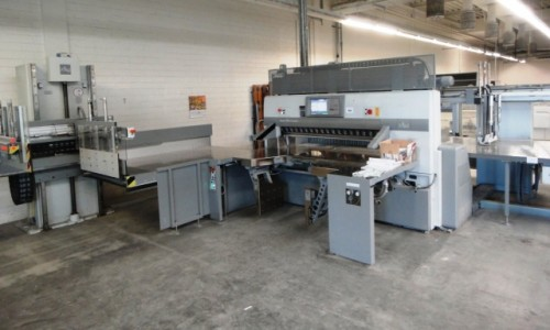 Polar 176 XT-AT Cutting System