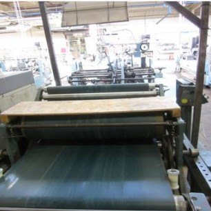 Straight Line Folder Gluer Best Graphics Bindery
