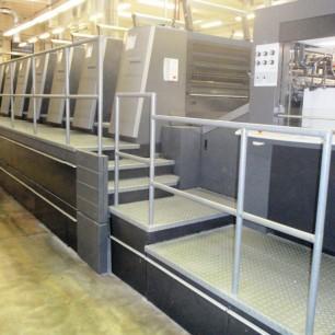 Heidelberg XL 105/6 Press