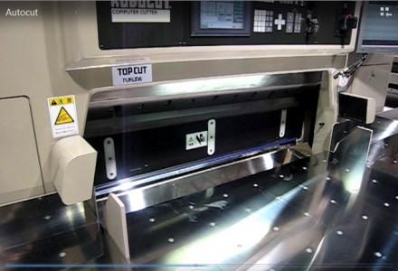 Itotec Autotrim paper cutter