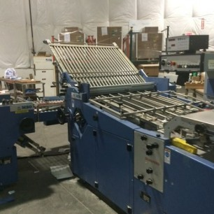 MBO T1120 Perfection Series Folder