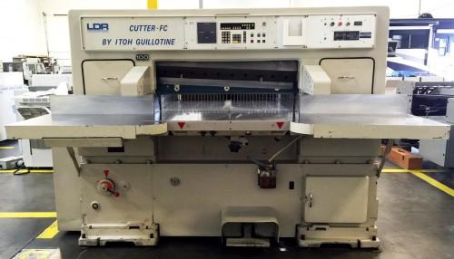 Itoh 39 100 FC Paper Cutter