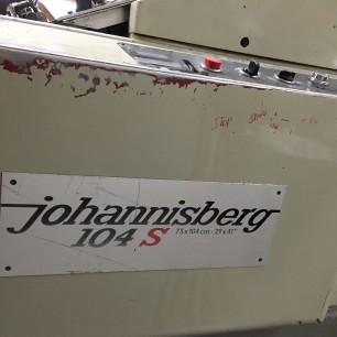 Johannisberg 104 S Cylinder