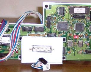Duplo DP Computer interface