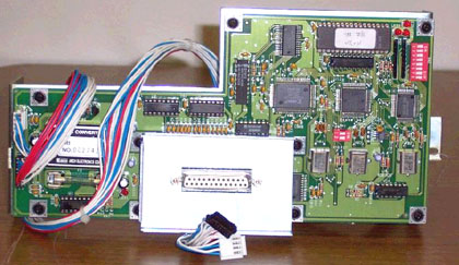 Duplo DP Computer interface