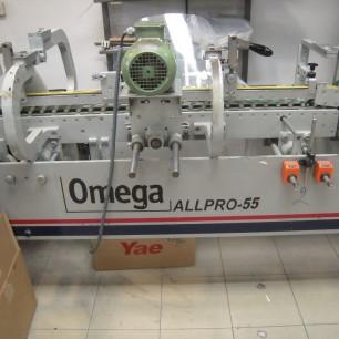 Best Graphics Group - Omega Allpro 55 Folder Gluer