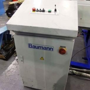 Baumann BSW 3 Pile Turner