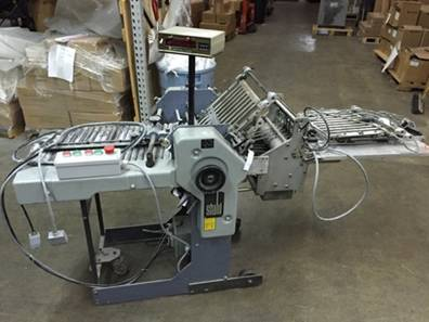 Best Graphics_Stahl T-36 Right Angle with Vertical Stacker_1
