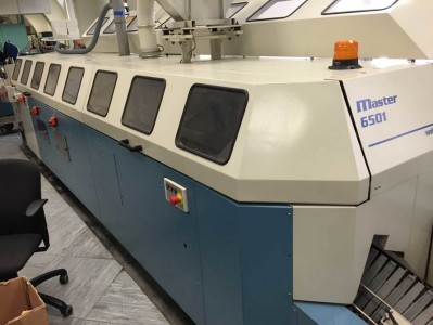 Best Graphics_Used Wohlenberg Master Perfect Binder_31