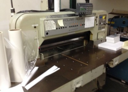 Polar 92CE Paper Cutter