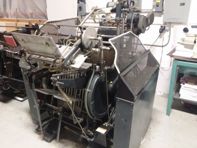Best Graphics-13x18 Kluge Clamshell Die Cutter with Foil_1