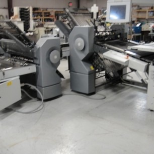 Heidelberg stahl TH folder