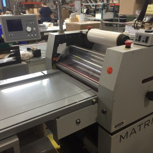 Single Sided Laminator Best Graphics Group Graphic