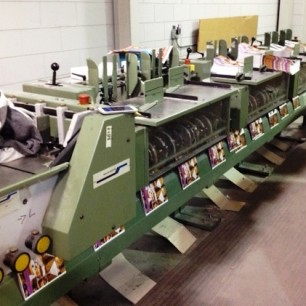 Saddle Stitcher