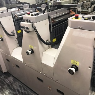 Hamada B452A Printing Press