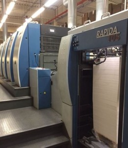 KBA Rapida 106_6 Sheet Fed Press_3