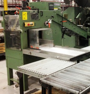 Rima RS3310S Bindery Stacker