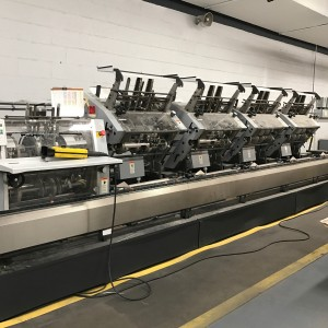 Best Graphics_Heidelberg ST-300 Saddle Stitcher_9
