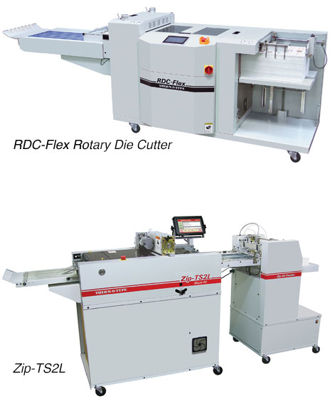 Therm-O-Type Zip-TS2L | RDC-Flex Rotary Die Cutter