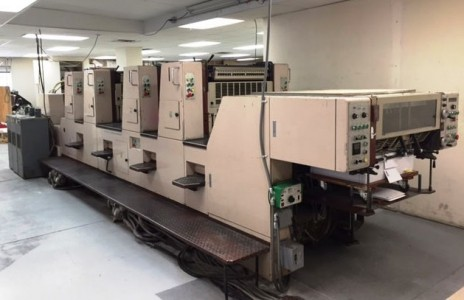 Shinohara G61VPK Press