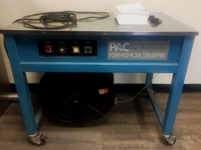 PAC PSM1412-IC3A Strapper