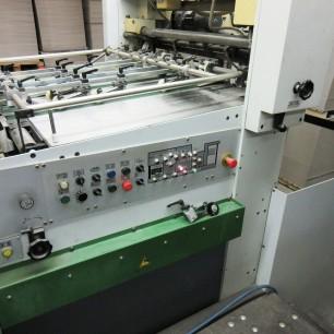 SP 102-BMA Foilmaster, 2000