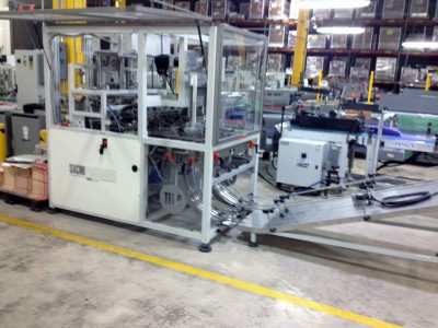 Best Graphics_Sacmi Packaging TF80 Tray Former_1