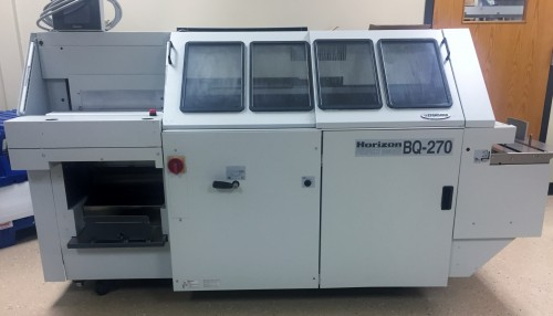 Horizon BQ270 Perfect Binder