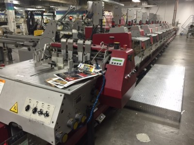 Muller Prima SB Saddle Stitcher