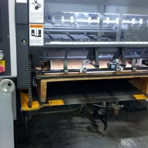 Shinohara 74 VP 5 color perfector press