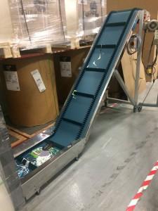 Best Graphics_Busch KF145 Waste Conveyor_1