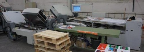 Best Graphics_Stahl TH82-442 Continuous Feed Folder_1