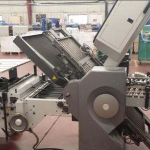Heidelberg Stahl TH82 Automated Folder