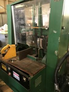 Hickock #2 dual round corner machine