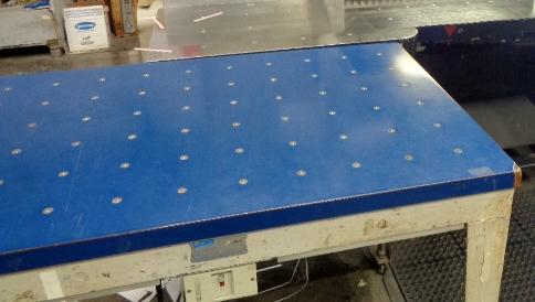 Air extesion table