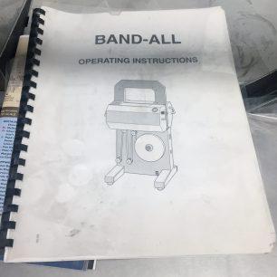 Bandall BA24 Paper Bander