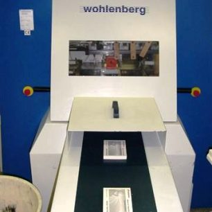 wohlenberg City 4000 perfect binder