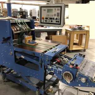 2007 MBO T800 Continuos Feed Folder