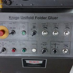 Kluge Unifold Folder Gluer