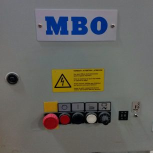 MBO Z2 Knife Folding Unit