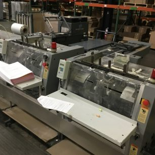 Heidelberg ST-270 Saddle Stitcher
