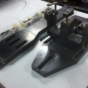 muller martini 3 hole punch