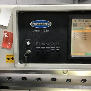 "Daeho DYM II 52"" Paper Cutter"