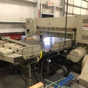 Best Graphics_Used Itotec 63 Inch Guillotine Cutter with MicroCut